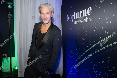 Editorial photo of Nocturne with Marcel Wanders, Amsterdam, Netherlands - 17 Oct 2017