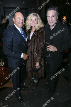Arnold M Crook (Producer), Debra Gillett and Patrick Marber (Director)