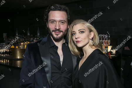 David Oakes (Thomas Novachek) and Natalie Dormer (Vanda Jordan)