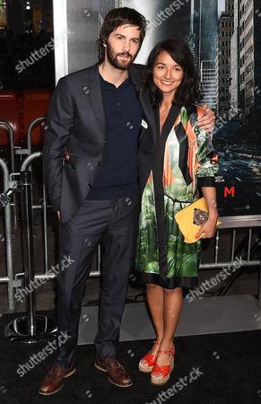 Jim Sturgess and Dina Mousawi