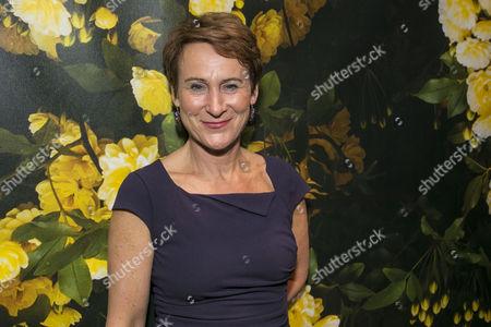 Stock Image of Helen Schlesinger (Katherine Sanchez)