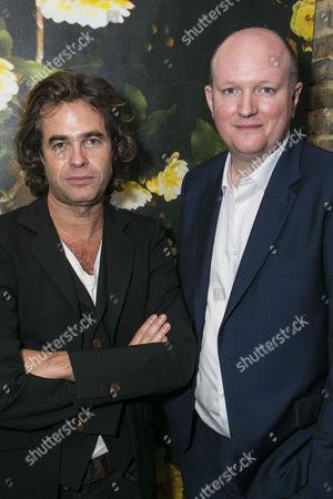 Rupert Goold (Director) and Mike Bartlett (Author)