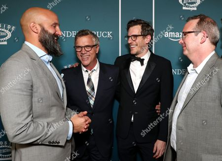 Jason Ropell, Todd Haynes, Brian Selznick and Ted Hope