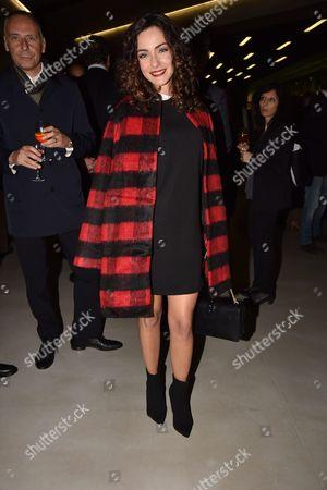 Stock Picture of Valentina Corti