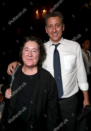 Christine Vachon and John Sloss