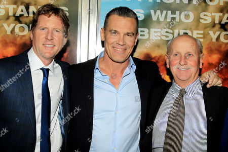 Stock Picture of Erik Howsam, Josh Brolin, Michael Menchel