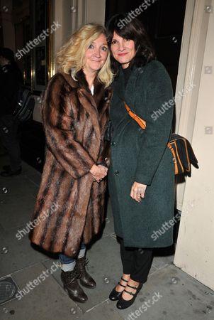 Debra Gillett and Niky Wardley