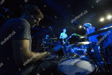 Palace - Matt Hodges, Adam Jaffrey, Leo Wyndham and Rupert Turner