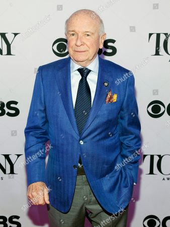 Terrence McNally attends the 2015 Tony Awards Meet The Nominees Press Junket in New York. The Dramatists Guild Fund said, that McNally, Paula Vogel, composing team Lynn Ahrens and Stephen Flaherty and playwrights Anna Ziegler, Lauren Yee and Chisa Hutchinson will be Traveling Masters, offering writing workshops, master classes, talkbacks and other public events and making appearances in several states