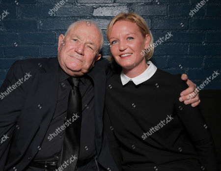 David Seidler and Robin Altman attend the 10th Anniversary Of The Blacklist at Palihouse, in West Hollywood, Calif