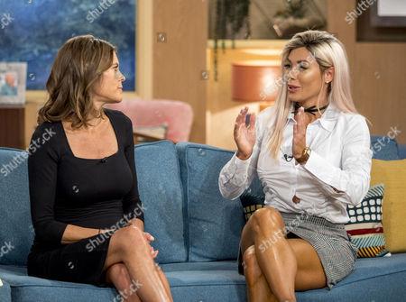 Liz Fraser and Danni Levy
