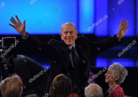 MARCH 11: Rance Howard in the audience at the Academy of Television Arts & Sciences 22nd Annual Hall of Fame Gala at the Beverly Hilton Hotel on in Beverly Hills, California