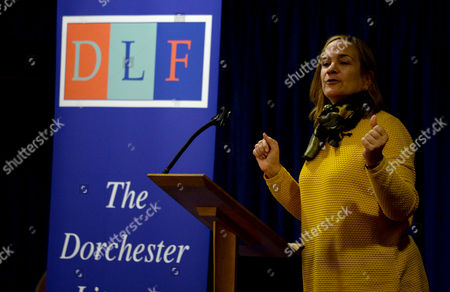 Editorial image of The Dorchester Literary Festival, Dorset, UK - 18 Oct 2017