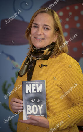 Stock Photo of Tracy Chevalier