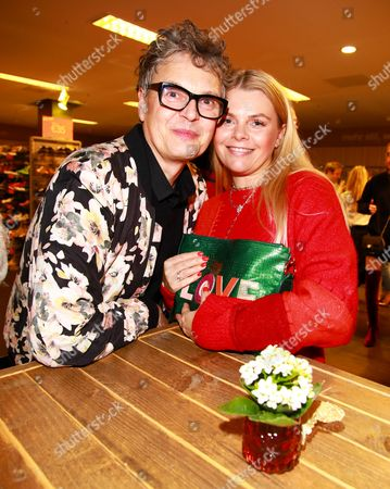 Rolf Scheider and Anne-Sophie Briest