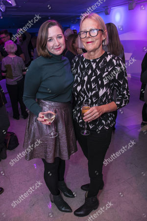 Josie Rourke (Artistic Director) and Phyllida Lloyd