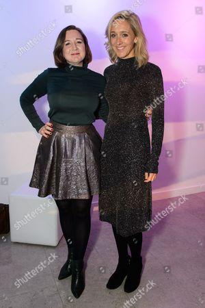 Josie Rourke and Kate Pakenham
