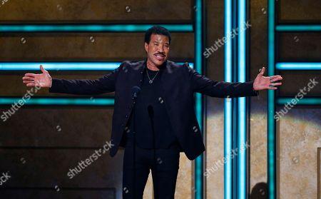 Lionel Ritchie is seen at 2017 CMT Artist of the Year Awards at Nashville's Schermerhorn Symphony Center, in Nashville, Tenn