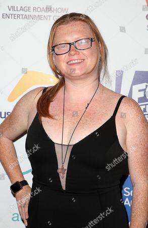 Stock Picture of Charlotte Larsen