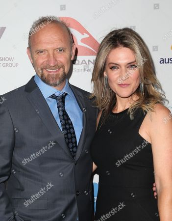 Editorial picture of 6th Annual Australians in Film Awards Benefit Dinner, Los Angeles, USA - 18 Oct 2017