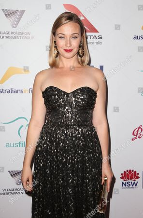 Editorial photo of 6th Annual Australians in Film Awards Benefit Dinner, Los Angeles, USA - 18 Oct 2017