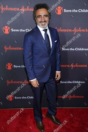 Founder/CEO of Chobani Hamdi Ulukaya attends the 5th Annual Save The Children Illumination Gala at The American Museum of Natural History, in New York