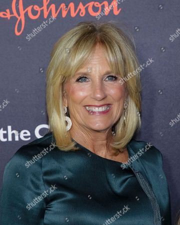 Dr. Jill Biden attends the 5th Annual Save The Children Illumination Gala at The American Museum of Natural History, in New York