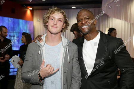 Logan Paul, Terry Crews