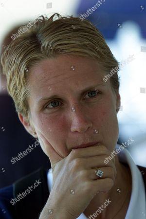 Olympic Training Camp The Gold Coast. Australia. Katharine Merry During Training