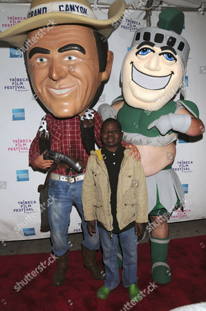Editorial picture of 'Midgets Vs. Mascots' film premiere at the Tribeca Film Festival, New York, America - 25 Apr 2009