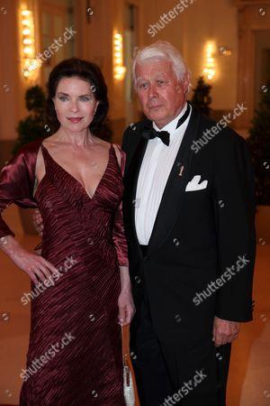 Gudrun Landgrebe and Peter Weck