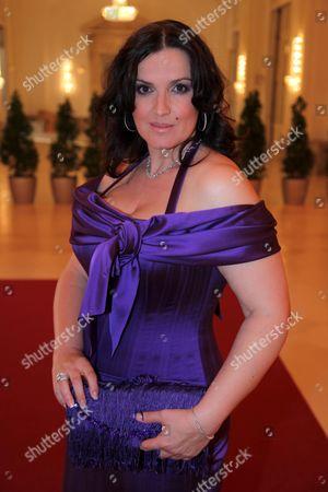 Editorial photo of Romy Gala 2009  at the Hofburg Congress Center, Vienna, Austria  - 25 Apr 2009