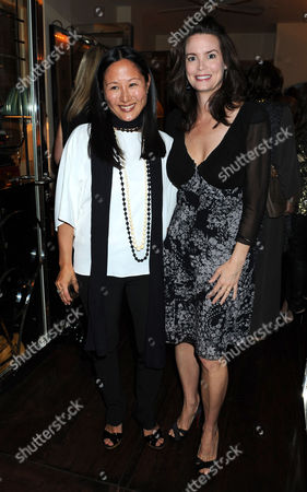 Editorial picture of Private Dinner to celebrate the opening of the new Michael Kors Store, China Tang, London, Britain - 27 Apr 2009