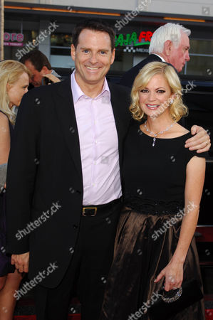 Mark Waters and wife Dina