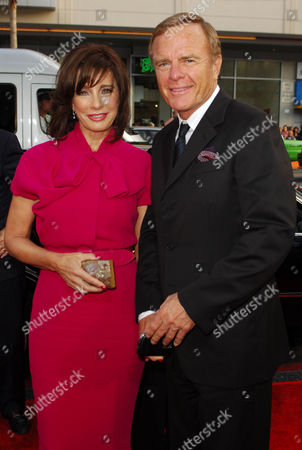 Anne Archer and husband Terry Jastrow