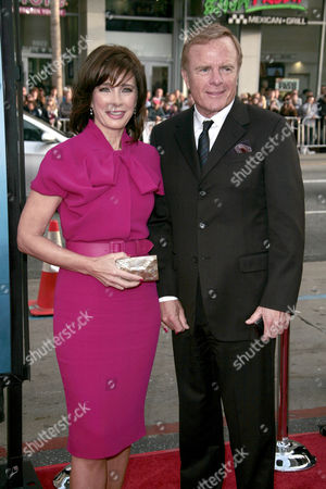 Anne Archer with husband Terry Jastrow