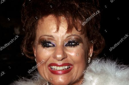 Stock Picture of Tammy Faye Tammy Faye Tastes New York with Laura Branigan Webster Hall Nyc May 21 2002 Â