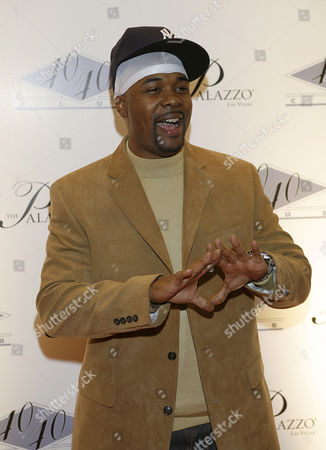 Memphis Bleek Pictured at the Grand Opening of Jay-z's 40/40 Club in Las Vegas the Palazzo Las Vegas Nevada December 30 2007 Â Usa Las Vegas