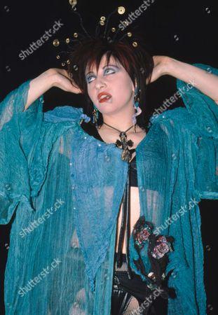 Lydia Lunch Limelight New York City Febuary 25 1986 Â