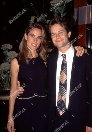 Kirk Cameron and Wife Chelsea Noble Faith Prince Stars in 'The Three of Hearts' Rainbow and Stars Nyc 9/3/1996