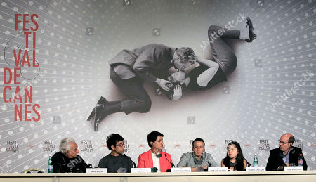 Editorial picture of Heli Press Conference, Cannes, France