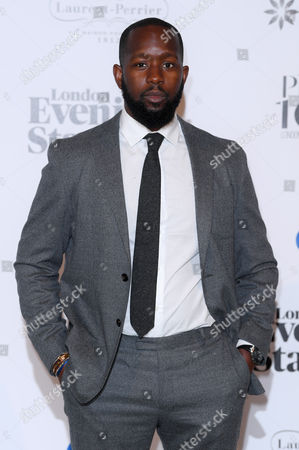 Editorial photo of Evening Standard Progress 1000: London's Most Influential People 2017 party, Arrivals, Tate Modern, London, UK - 19 Oct 2017