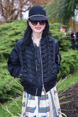 Stock Picture of Alice Kim