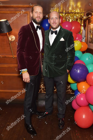 Editorial picture of The Royal Marsden Cancer Charity Gala Dinner, Albert's Club, London - 19 Oct 2017