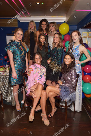 Editorial image of The Royal Marsden Cancer Charity Gala Dinner, Albert's Club, London - 19 Oct 2017