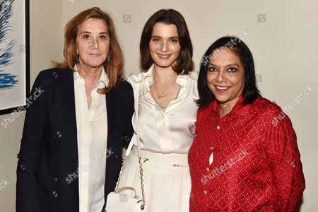 Editorial picture of Through Her Lens: The Tribeca Chanel Women's Filmmaker Program Celebration, New York, USA - 19 Oct 2017