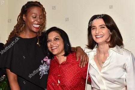 Editorial photo of Through Her Lens: The Tribeca Chanel Women's Filmmaker Program Celebration, New York, USA - 19 Oct 2017