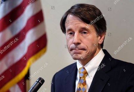 California's State Insurance Commissioner Dave Jones talks during a news conference in Los Angeles on . Jones says preliminary estimates of losses from the state's recent siege of wildfires exceed $1 billion and that the figure is expected to rise. Jones told reporters that the estimate comes from the eight largest insurers in the affected areas