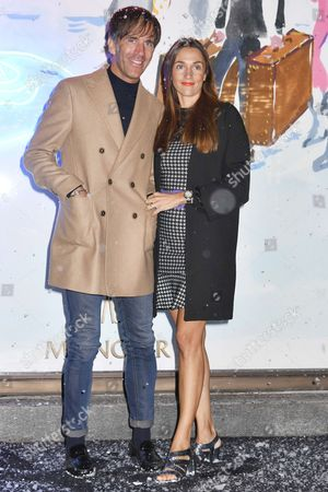 Davide Oldani and Lady