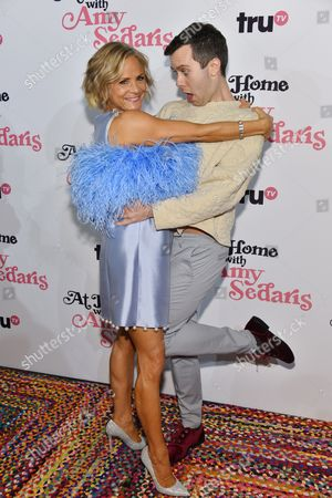 Amy Sedaris, Cole Escola